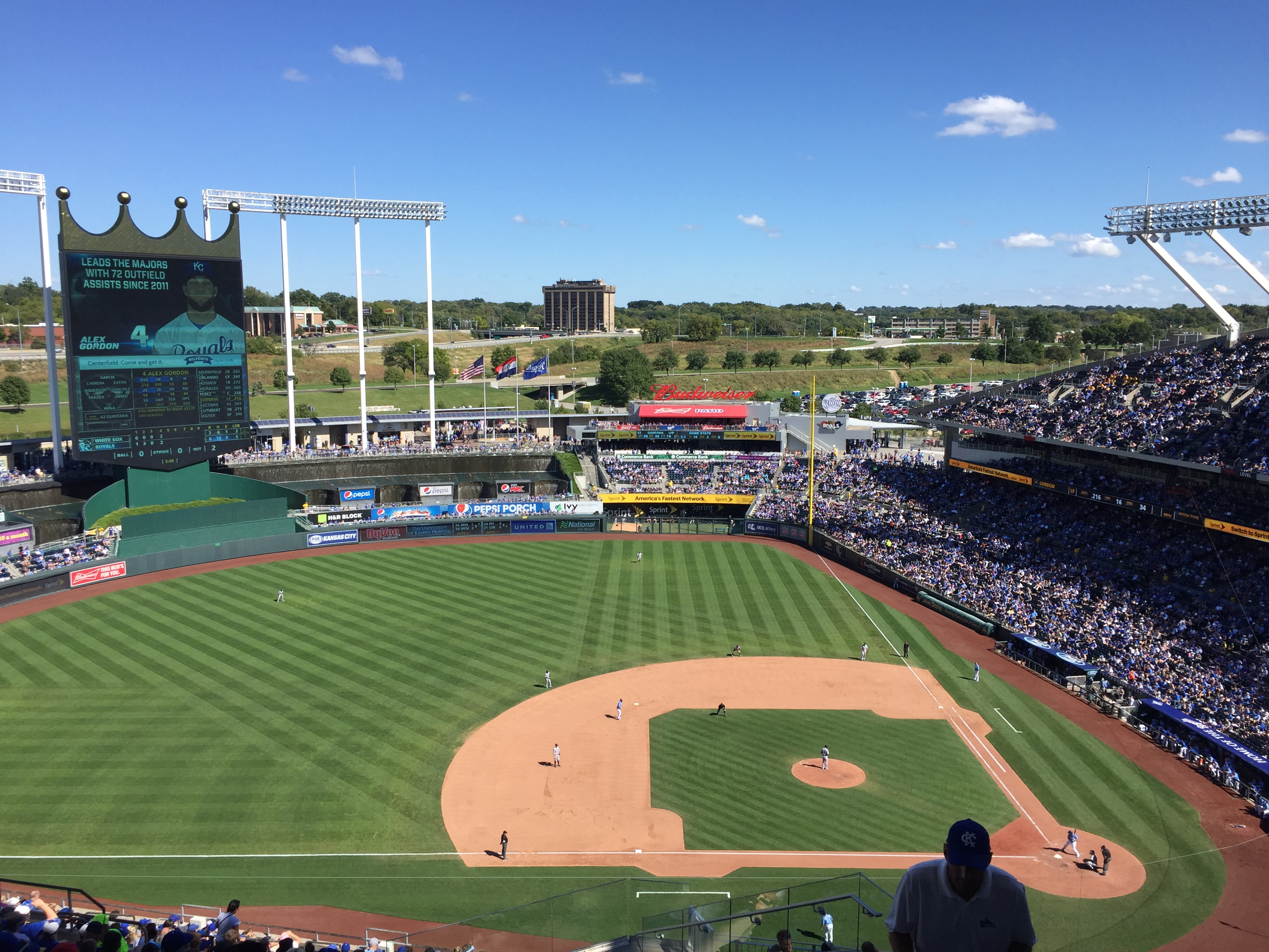 Day at the K
