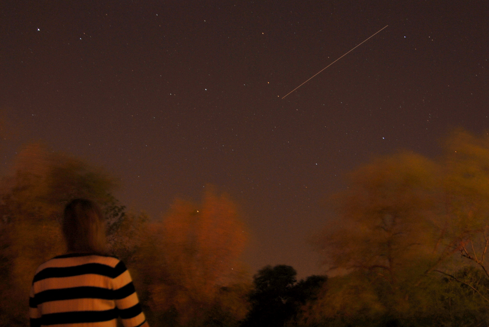 Coeta and the ISS